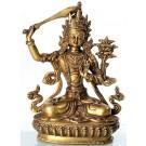 Manjushri 22 cm Buddha Statue