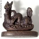 Drachen Statue mini
