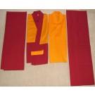 Tibetische Mönchskleidung