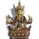 Vijaya / Unshinisvijaya / Namgyelma 24 cm teilfeuervergoldet 1