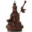 Padmasambhava - Guru Rinpoche Statue 14,5 cm oxydiert