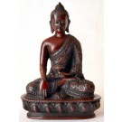 Akshobhya / Shakyamuni 13,5 cm Buddha Statue Resin