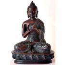Vairocana Buddha Statue 13,5 cm Resin