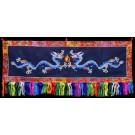 Wandbehang - Doppeldrachen 115 cm x 31 cm