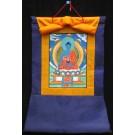 Thangka Meditationsbuddhas