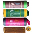 Räucherstäbchen 3er Set Kamasutra - Lemongrass - White Lotus Tibetan Incense