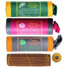 Räucherstäbchen 3er Set Tibetan Frank Incense - Lemongrass - White Lotus
