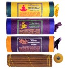 Räucherstäbchen 3er Set Tibetan Mokchhya - Spikenard - Himalayan Spice Incense