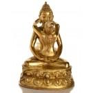 Samantabhadra 20 cm Buddha Statue