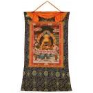 Thangka - Buddha Shakyamuni 78x118cm