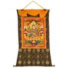 Klosterthangka Padmasambhava - Guru Rinpoche