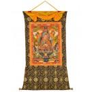 Thangka Padmasambhava - Guru Rinpoche  91 x 131 cm