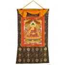 Thangka - Shakyamuni 82 x 111 cm