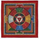 Thangka - Yantra  Maha Ganapati