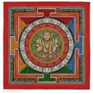 Yantra Thangka Vasudhara