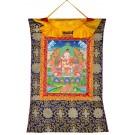 Thangka Vajrasattva-Shakti