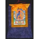 Thangka Medizinbuddha 25X36 cm