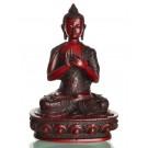 Vairocana Buddha Statue 19 cm Resin